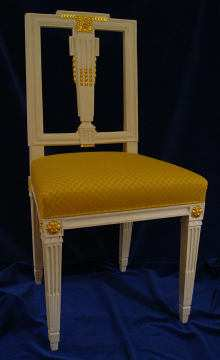 Louis-Seize-Stuhl, Chair